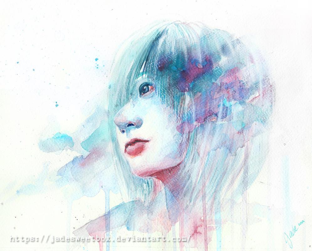 Arimura Ryutaro - Blue Voice by jadesweetbox
