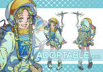 [CLOSE] Adoptable auction #001 by youpee87