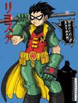 Ryosuke - The New Robin