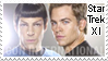 Star Trek XI stamp by explodingmuffins