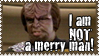 Worf Stamp by explodingmuffins