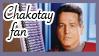Chakotay Stamp