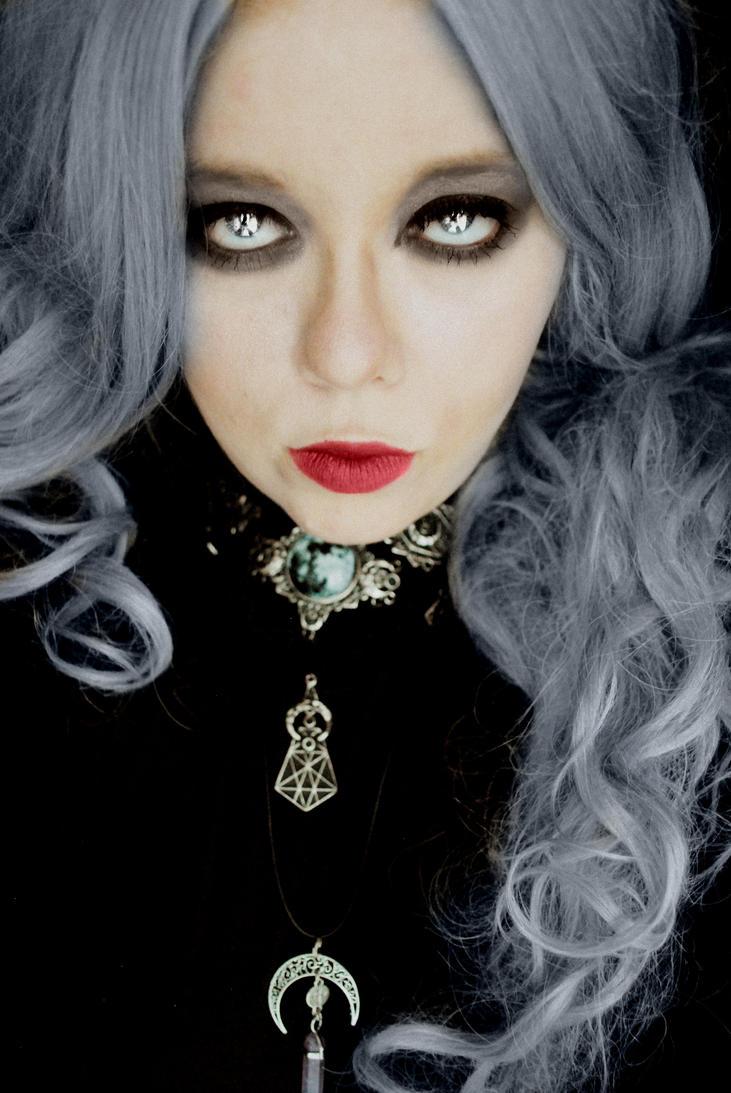 The Vampire by Azawaniste