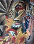 Picasso's War by TRDArTz