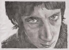 Pete    Townshend by AmandaDeLonge