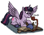 Book 'n Boop by TeaGigs