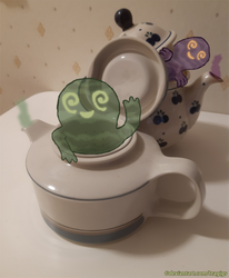 Pokemon Possessin' Mah Pots