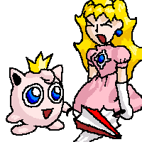 Princess Jigglypuff by Jaydeis