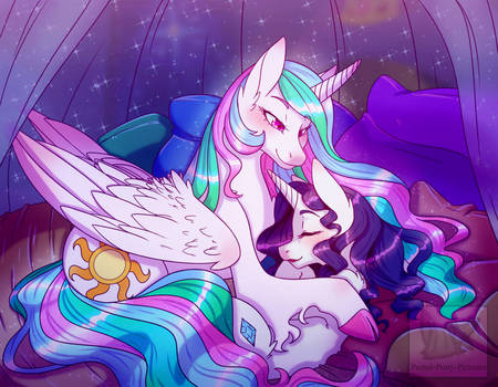 What a beautiful sight -Night- by Pastel-Pony-Pictures