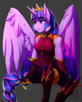 War General by Pastel-Pony-Pictures