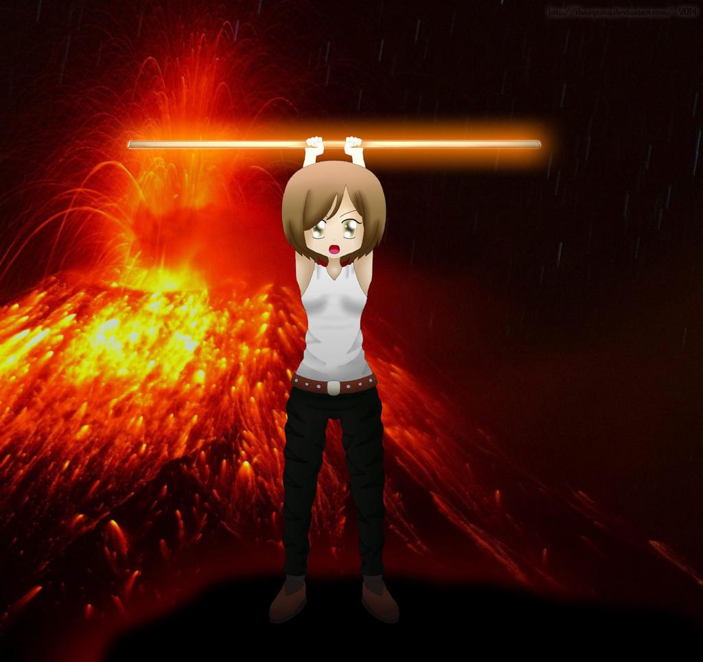 ExtraOn!: Shizuka Kinoshita. by ThanyTony