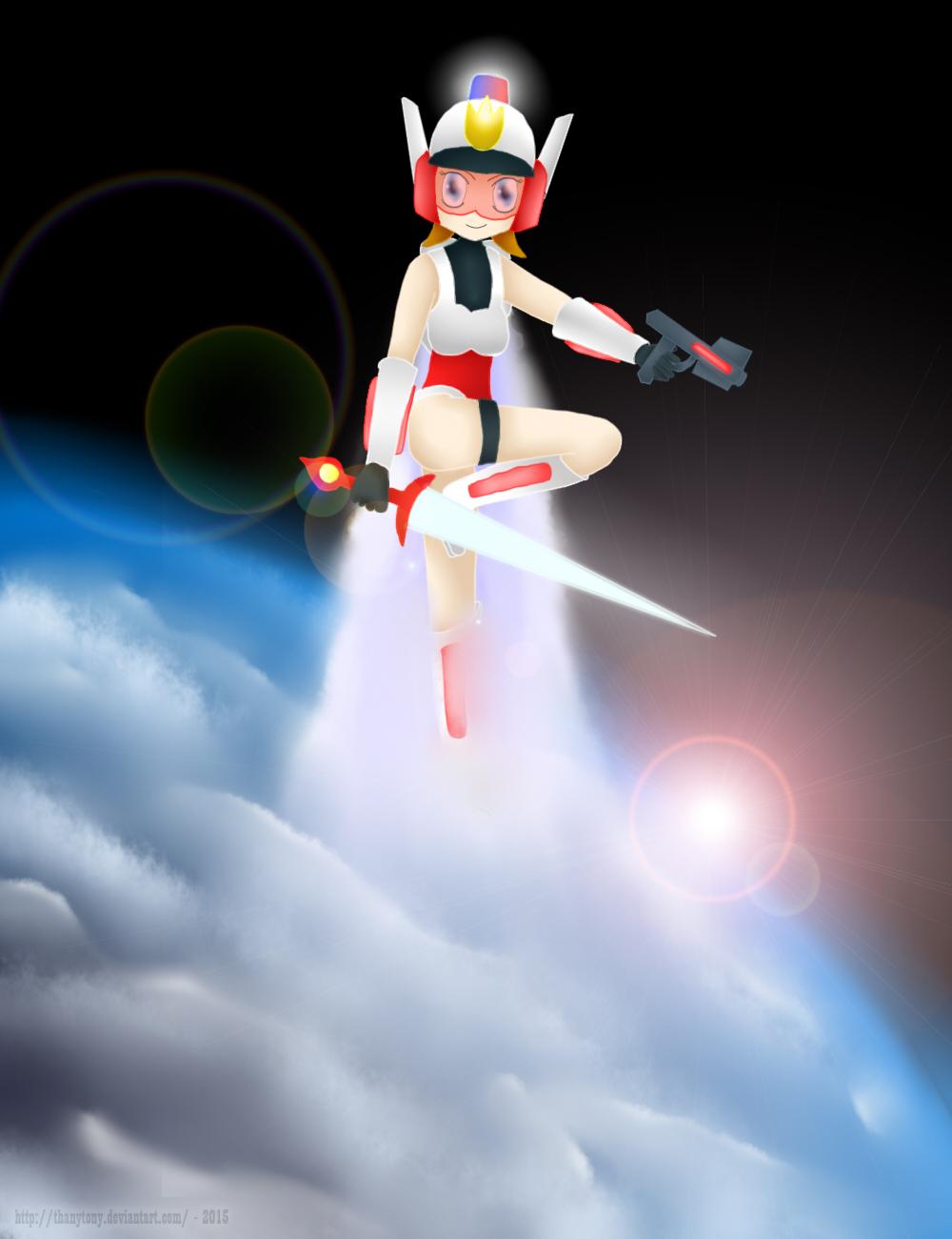 I.D.A. Rocket Patricia by ThanyTony