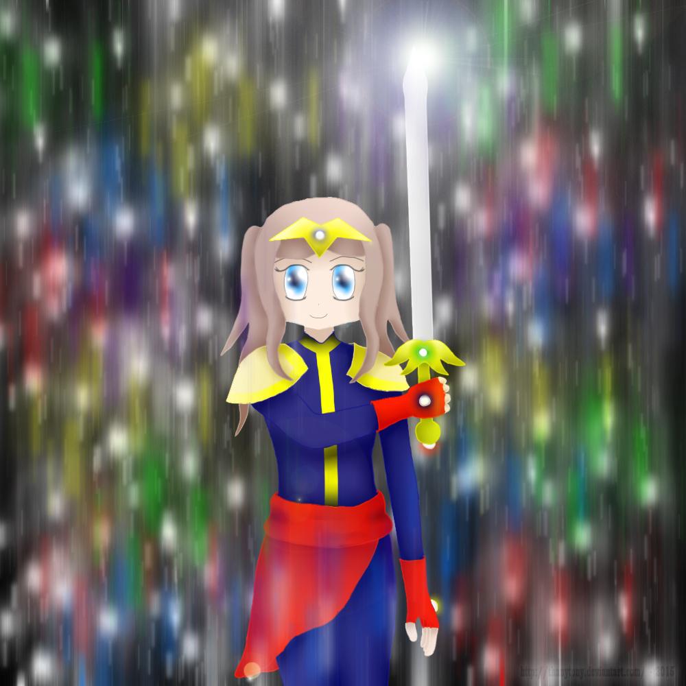 The Final Heroine by ThanyTony