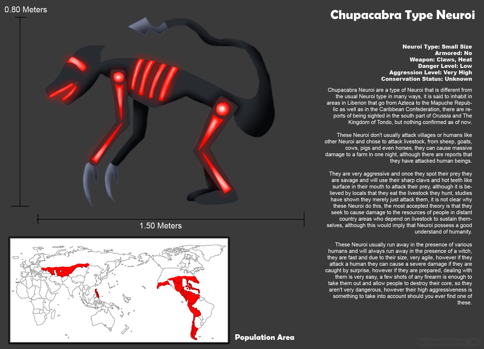 SW: Chupacabra Neuroi by ThanyTony