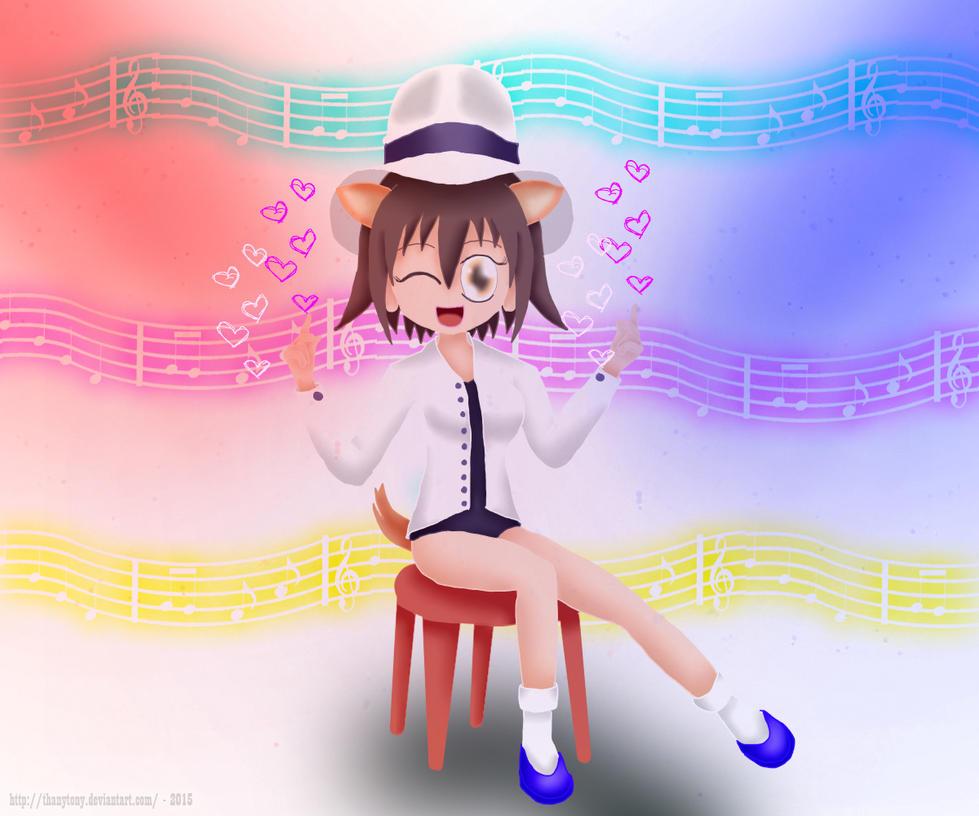 Funky Yoshika by ThanyTony