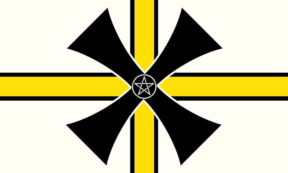 Flag of the Knights of Germania by ThanyTony