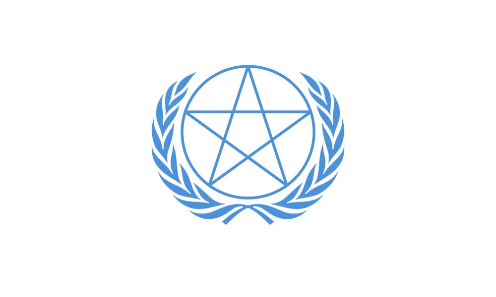 Flag of the Witches of the World Organization by ThanyTony