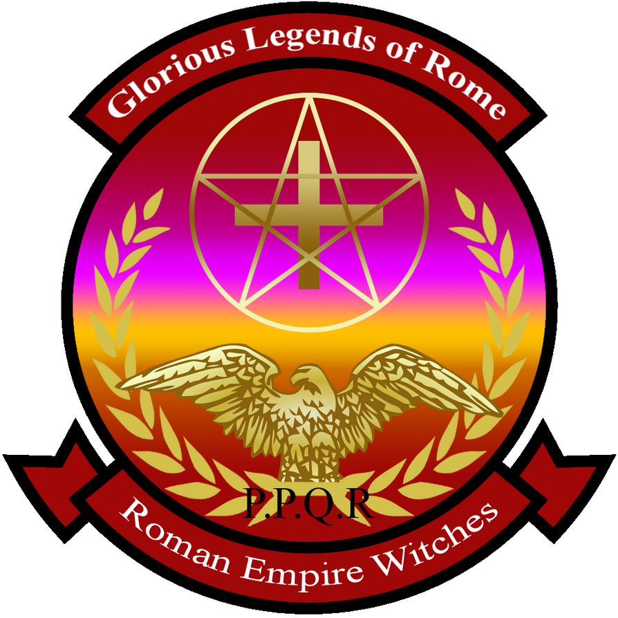 SW Emblem: The Roman Empire Witches by ThanyTony