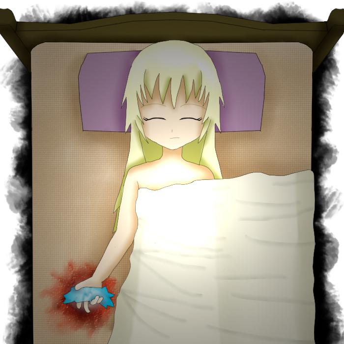 Helma's Sleep by ThanyTony