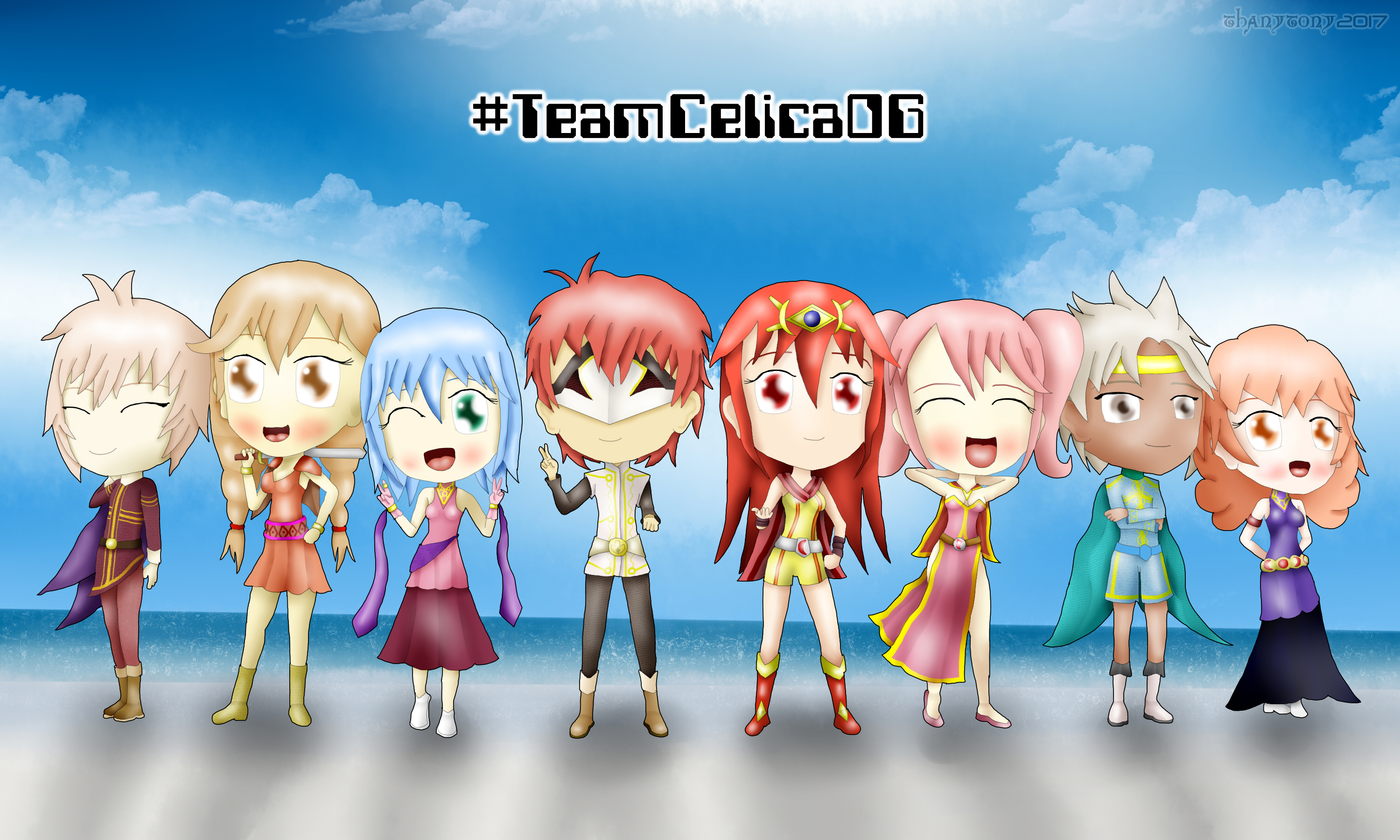 #TeamCelicaOG by ThanyTony