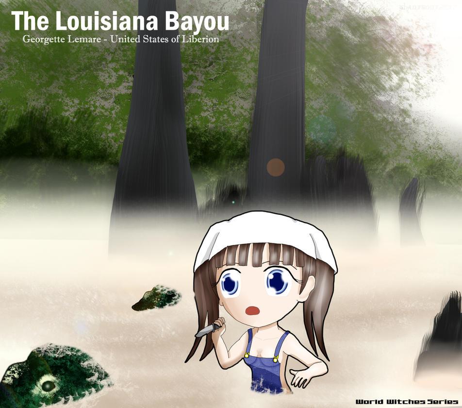Joyeux Anniversaire! (Into the Bayou) by ThanyTony