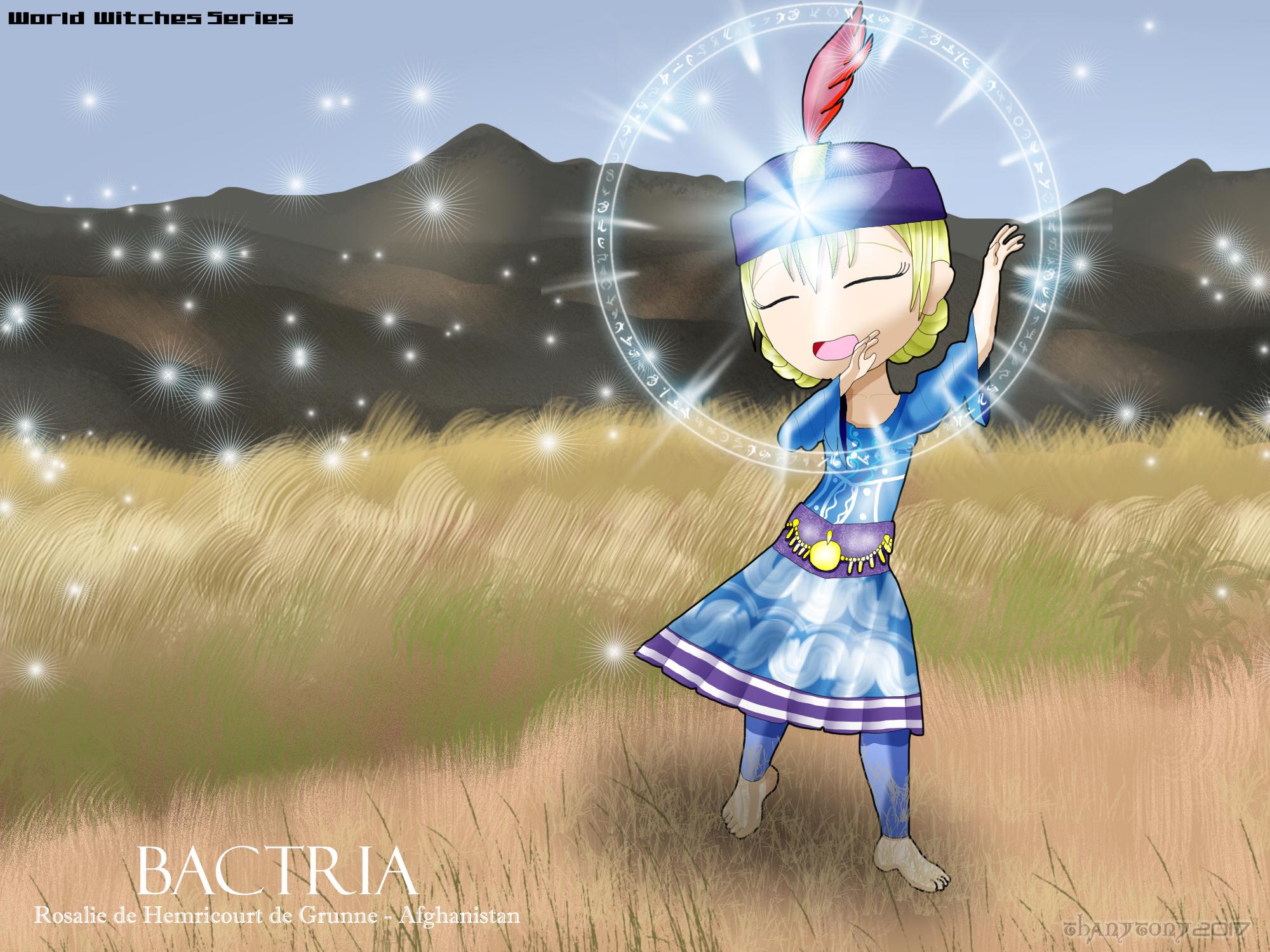 Joyeux Geburstag Rosalie! by ThanyTony