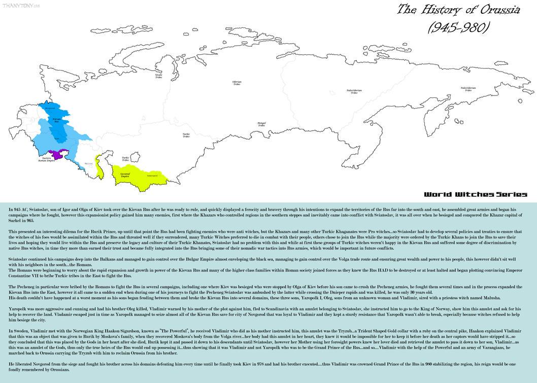 WW: History of Orussia (Pt 3) by ThanyTony