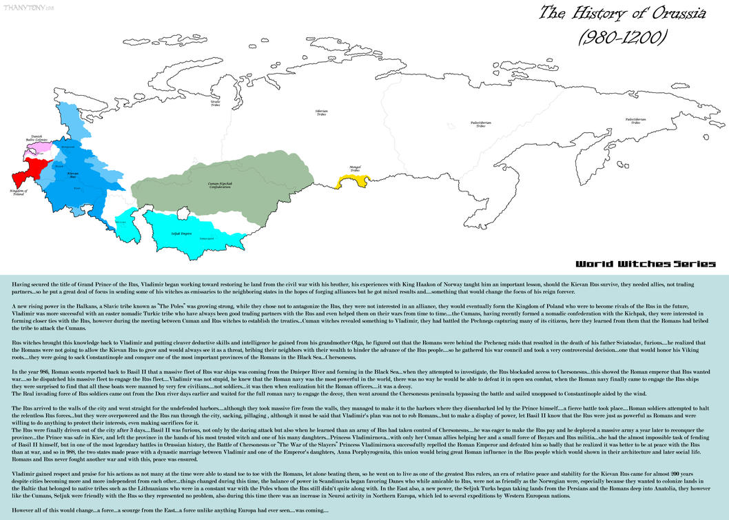 WW: History of Orussia (Pt 4) by ThanyTony