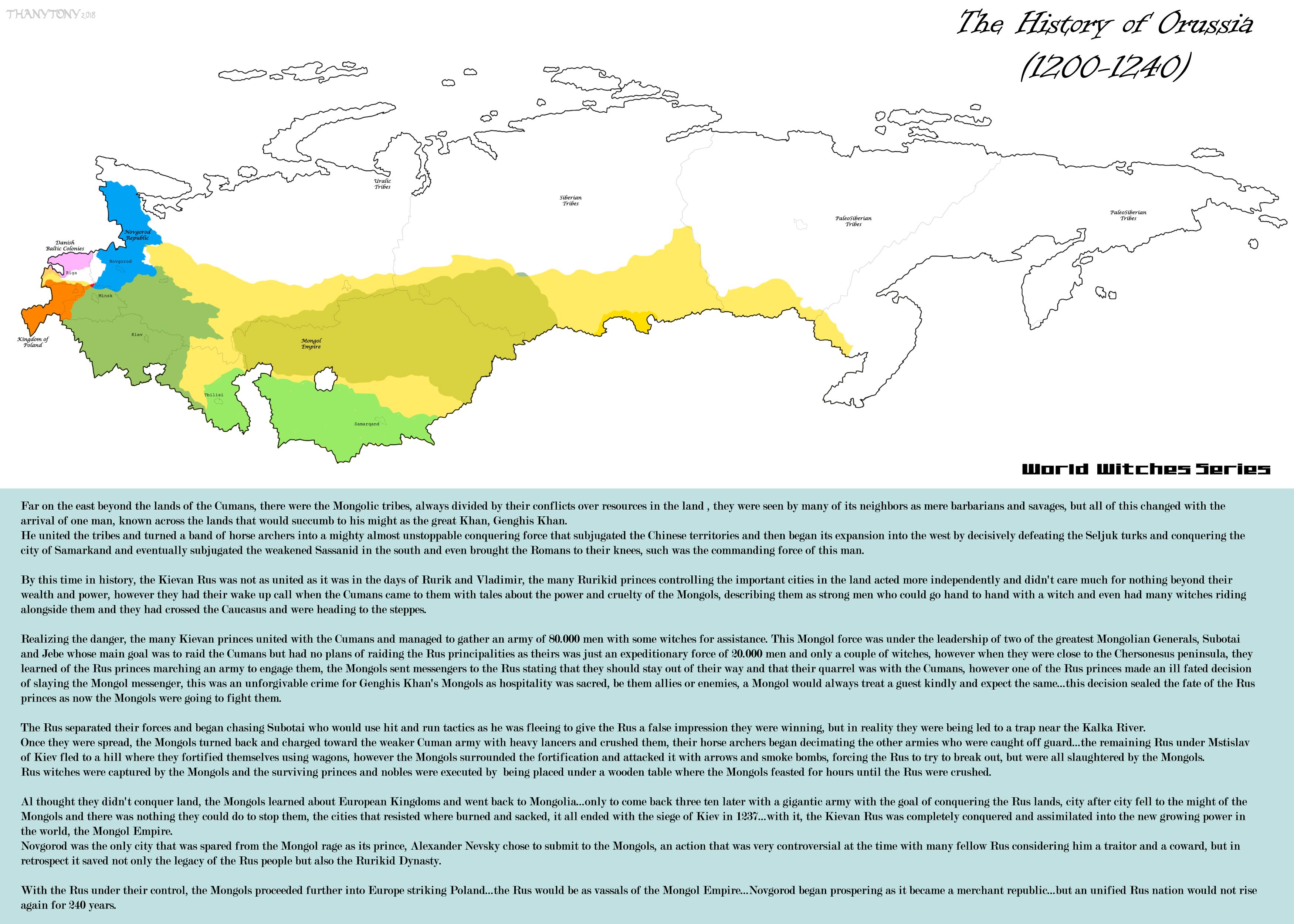WW: History of Orussia (Pt 6) by ThanyTony