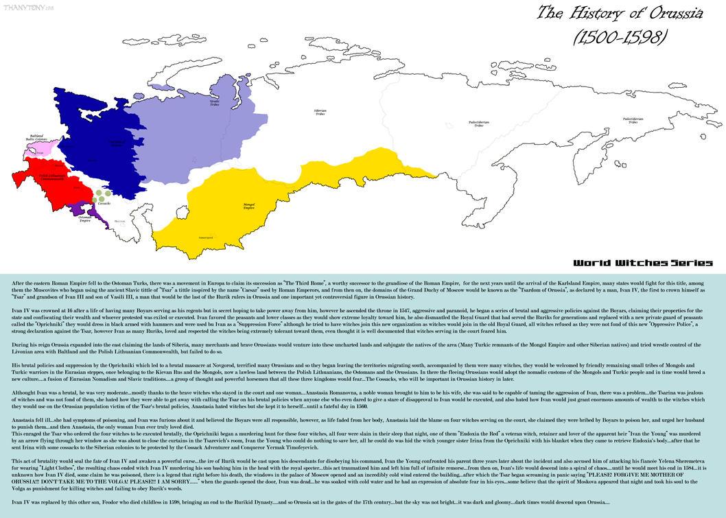 WW: History of Orussia (Pt 8) by ThanyTony