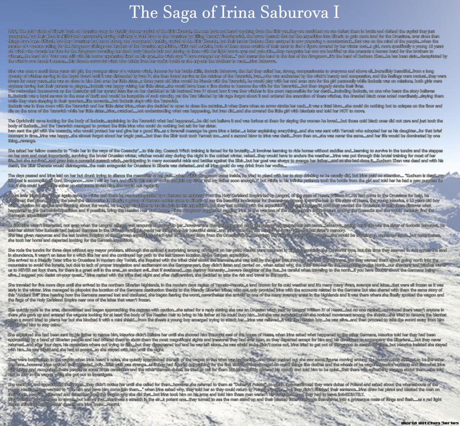 WW: History of Orussia (Pt 9.1) by ThanyTony