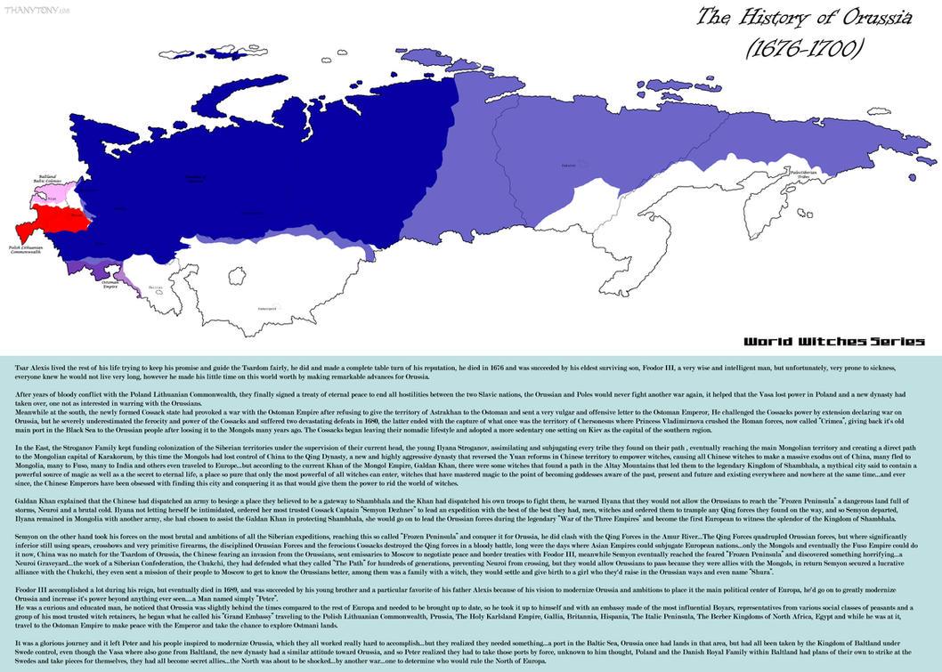 WW: History of Orussia (Pt 13) by ThanyTony