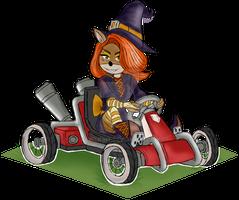Witch Tawna Kart