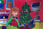 Happy Holidays from Sweet-Sharotto by Sweet-Sharotto