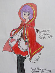 .:Little Red Nanami:. by Sweet-Sharotto