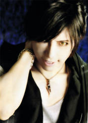 Vampire Gackt by Keirri