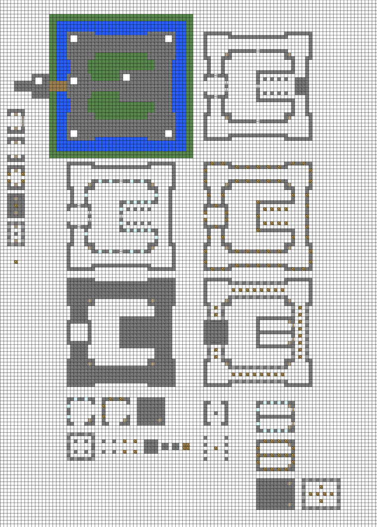 fortress layout wip by coltcoyote on deviantart