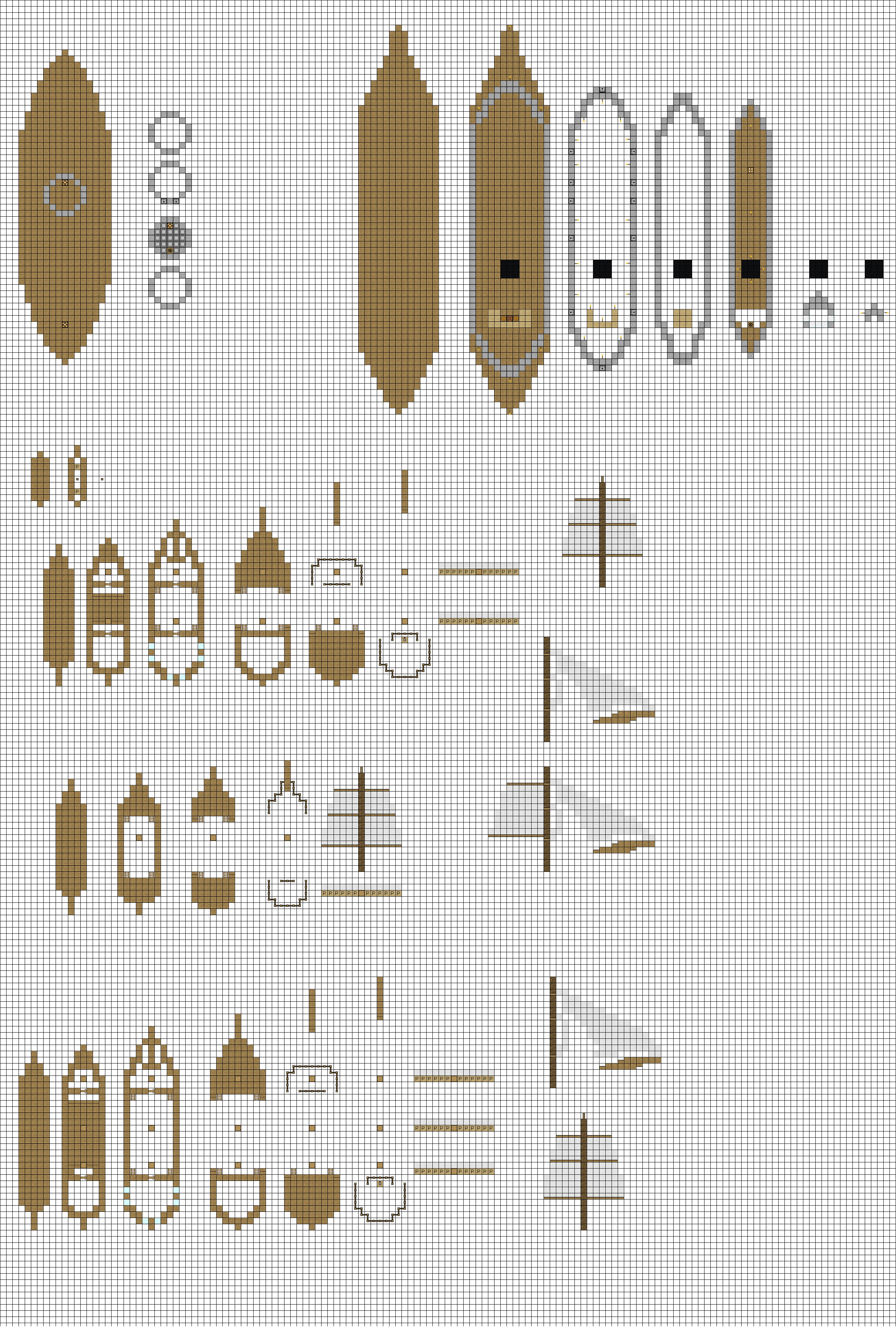 Ship ideas by ColtCoyote on DeviantArt