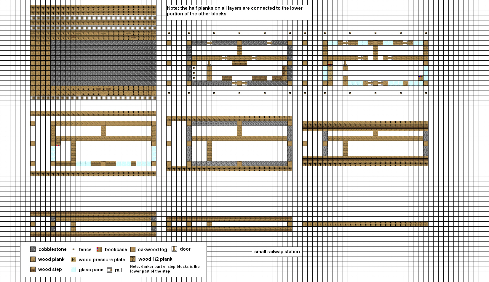 minecraft floorplans small train station by coltcoyote d6qrw2i jpg   1650 953    minecraft   Pinterest. minecraft floorplans small train station by coltcoyote d6qrw2i jpg