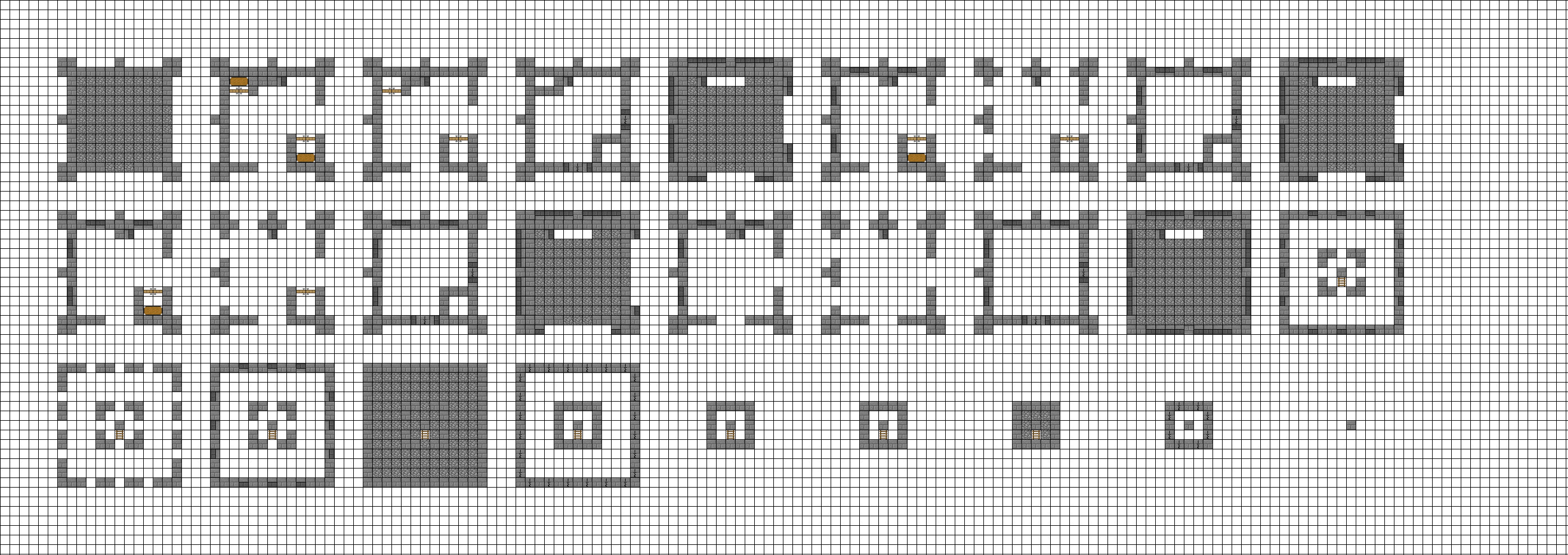 Npc village buildings by coltcoyote on deviantart apps directories - More Castle Stuff Corner Tower Idea Wip By Coltcoyote Minecraft Small Pirate Warship 1 Wip