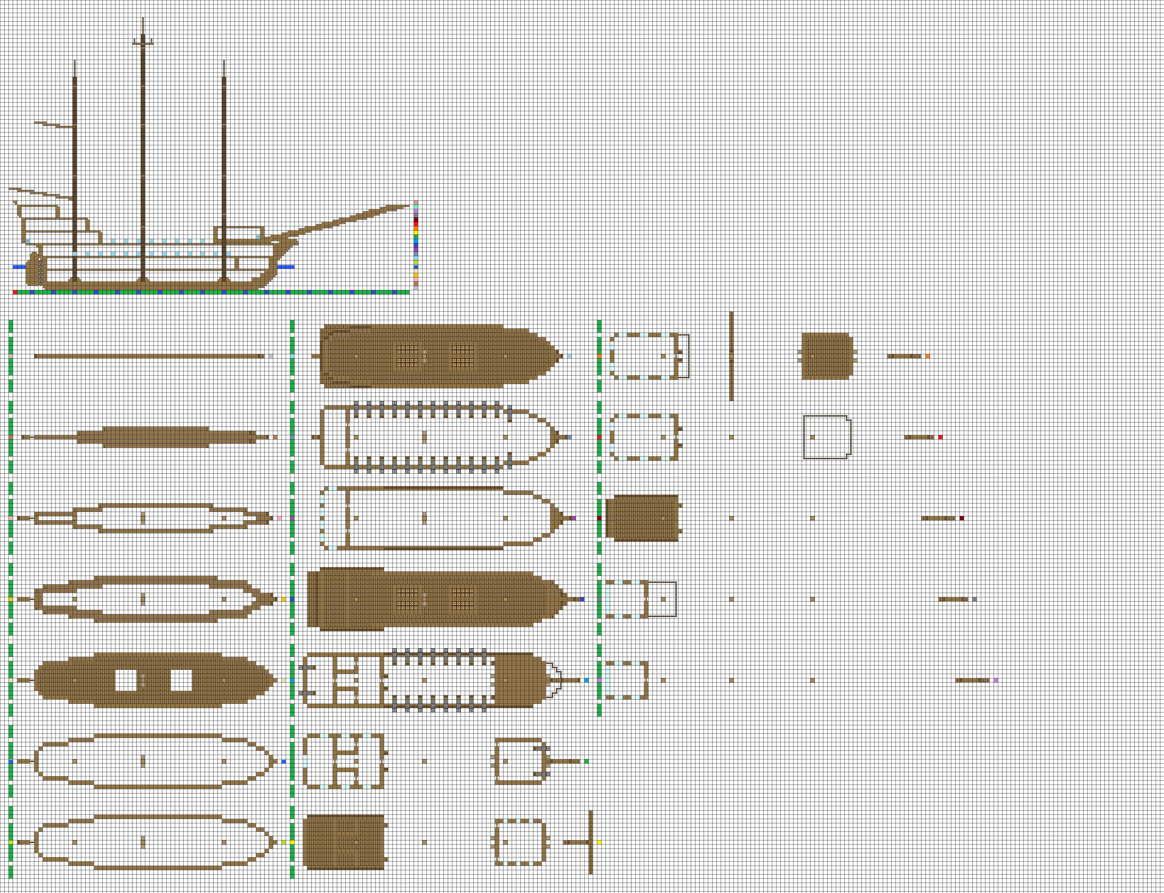 Pirate Ship Design Schematics - Explore Schematic Wiring Diagram •