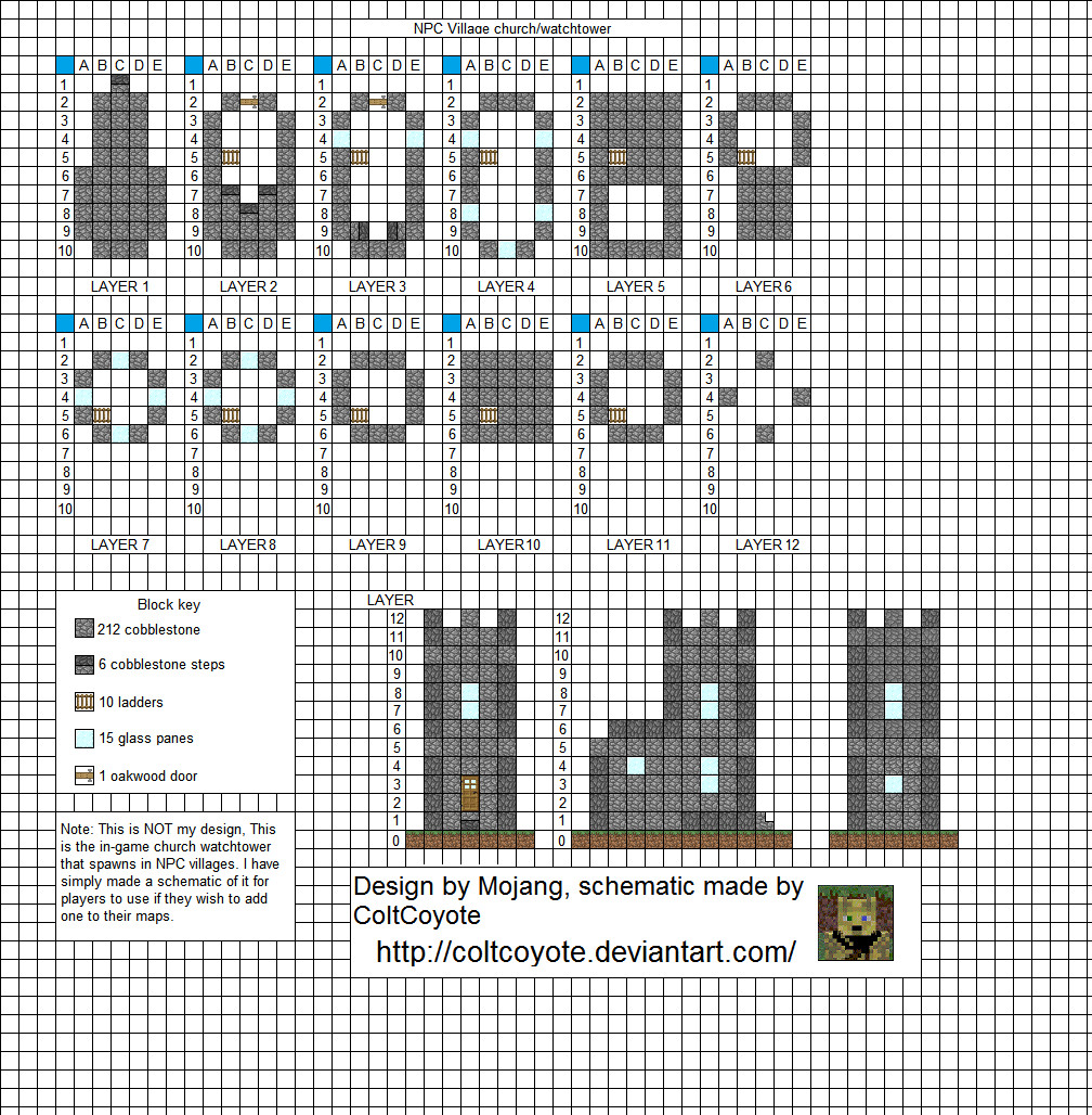 Minecraft floorplans by coltcoyote on deviantart malvernweather Images