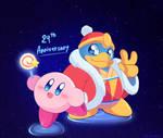 Kirby 29th Anniversary