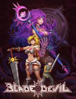 Blade Devil fan art