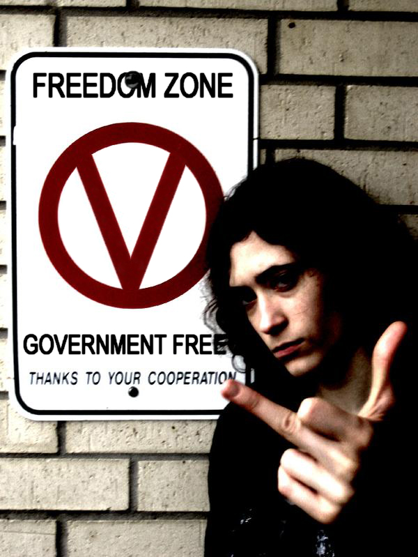 Goverment Free by Mercy-Angel