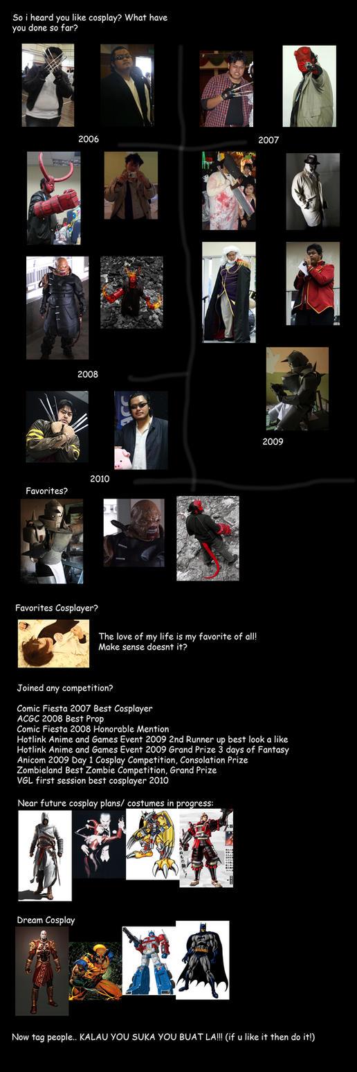 Zend Cosplay Meme by zend