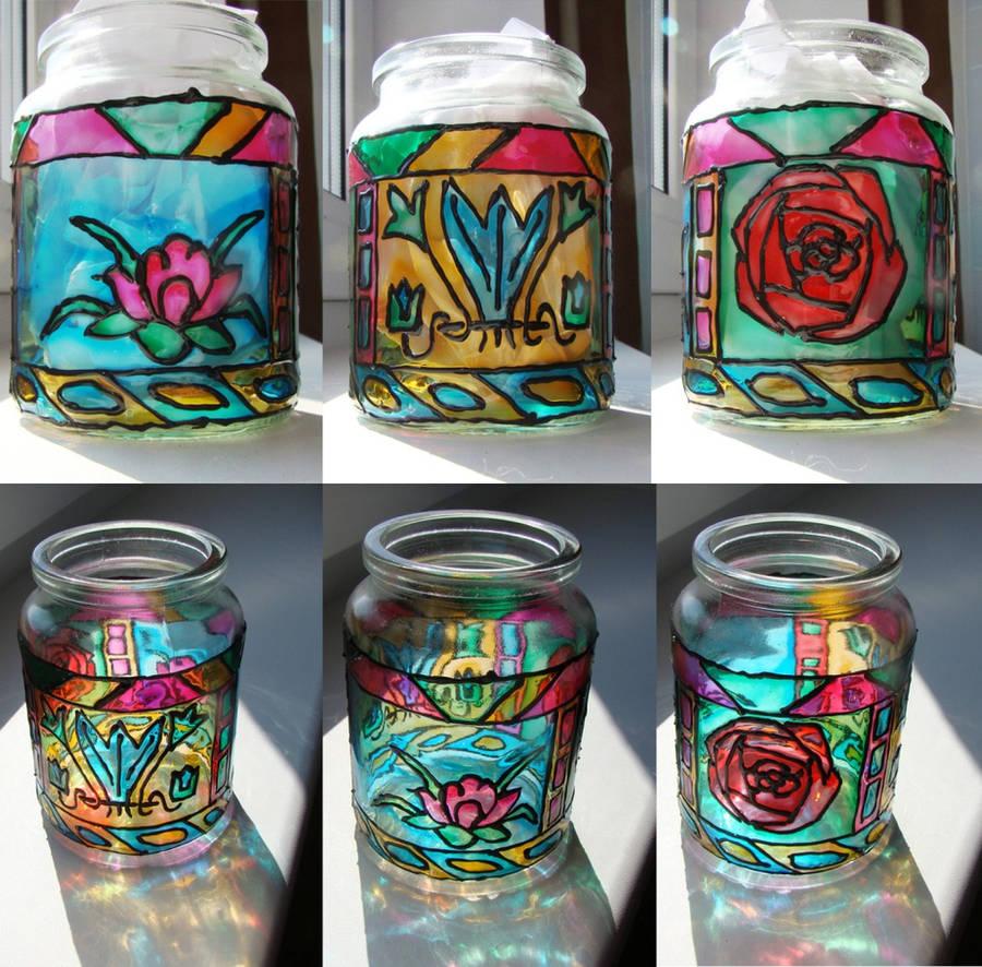 jar of coffee by AksaStrig