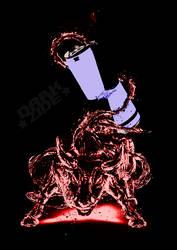 Redbull Darkzide t-Shirt by Darkflameszide