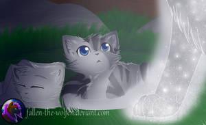 Warrior Cats Headcanons #2 (Daddy Ashfur) by Fallen-the-Wolfen