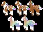 [SWA] Rainbow Babies [Open 2/3]